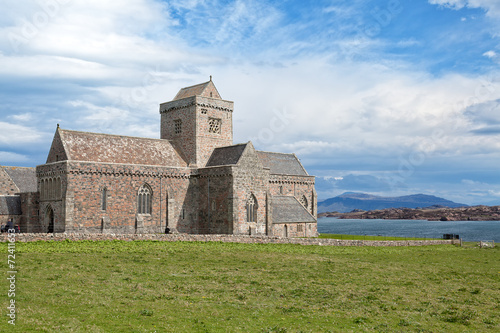 Fotografie, Obraz Iona abbey, Scotland