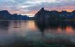 Lofotens Island, Norway