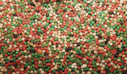 Fototapeta pepper spice background