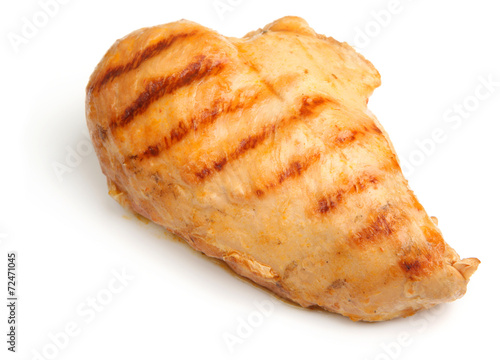 Fotomural BBQ Chicken Breast