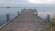 Bootssteg am Steinhuder Meer