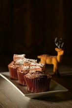 Chocolate Cakes For Christmas