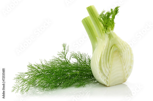 Fresh Half Fennel