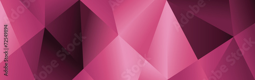 geometric bg pink - fototapety na wymiar