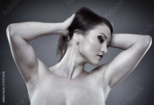 Fototapety, obrazy: Glamour lady