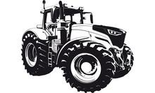 Traktor Lohnunternehmen Agrar