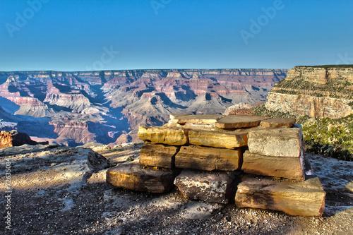 Photo Grand Canyon Altar
