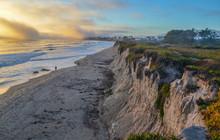 Pacific Coast Near Santa Barba...