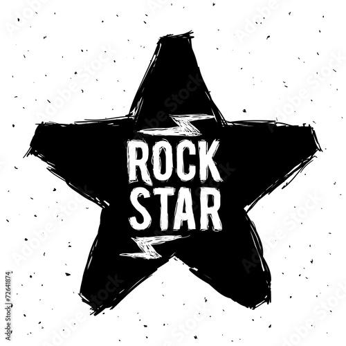 Valokuva  hard rock design