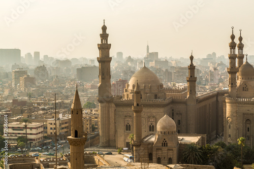 Fotografie, Obraz Cairo Mosque