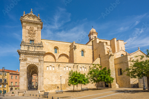 Photo  Cathedral San Nicola in Sassari