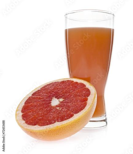 Spoed Foto op Canvas Opspattend water oranges and juice