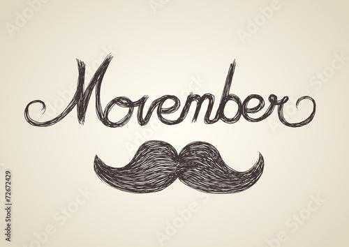 Photo  Movember