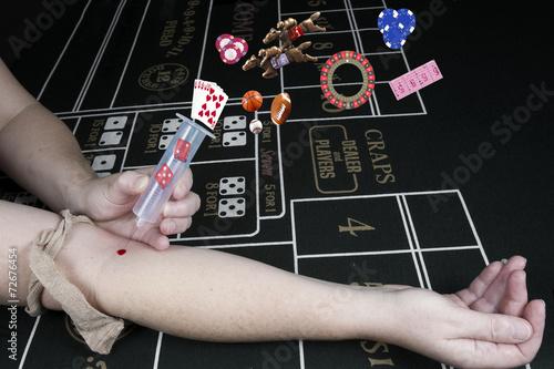 фотография  Gambling Addictions