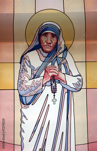 Fotografie, Obraz  Mother Teresa, Memorial House in Skopje