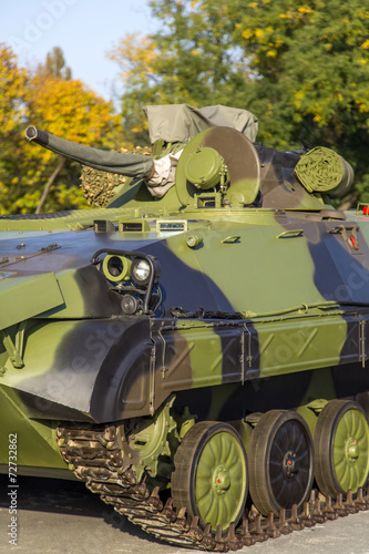 Poster Militaire Infantry Fighting Vehicle