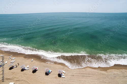 Photo Black sea cosat, Abkhazia