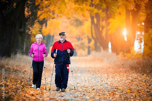 Fotografía  Nordic walking