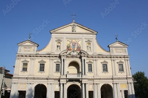 Madonna di Crea Sanctuary (Monferrato, Sacro Monte, Italy) Wallpaper Mural