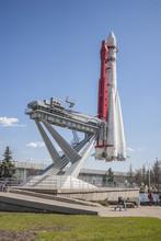 Vostok Rocket VDNKh, Moscow