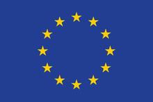 Official EU Flag (approved Col...