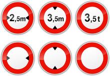 Set Round Signs