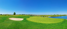Panorama Golf Course Lush Gras...