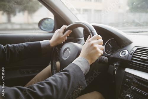 Fotografía  car driving
