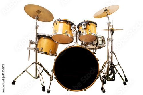 Fotografia drum kit