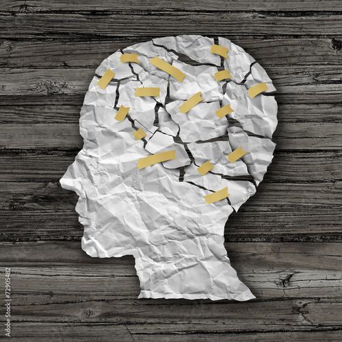 Fotografia  Brain Disease Therapy