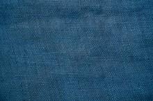 Stoffhintergrund Blau