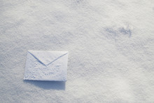 Letter. For Christmas, New Yea...