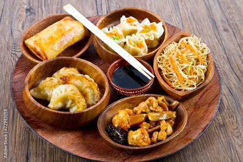Fotografie, Tablou cibo cinese
