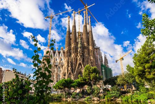 Foto  スペイン サグラダ・ファミリア Sagrada Familia