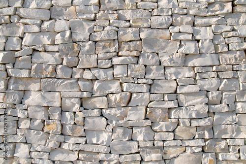 Photo  muro di pietra