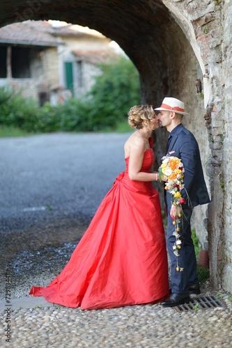 Photo  il bacio