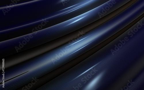 fototapeta na lodówkę Carbone światłowodowe tła