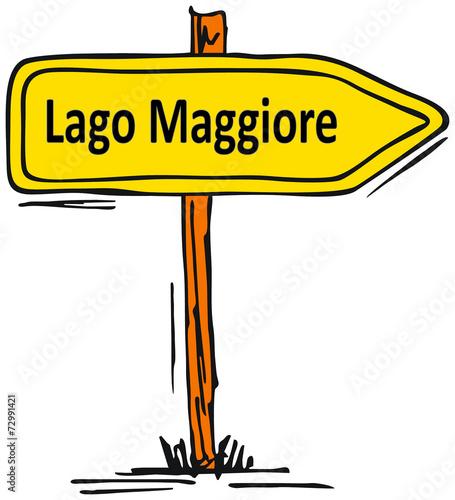 Valokuva  Lago Maggiore...