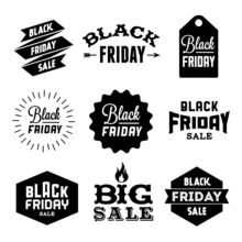 Collection Black Friday Label