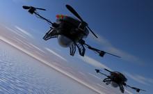 Drones Ingezet Bij Missie Bove...