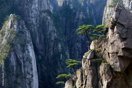 Huangshan Mountain (Yellow Mountain), China