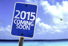 2015 Coming Soon Sign With A B...