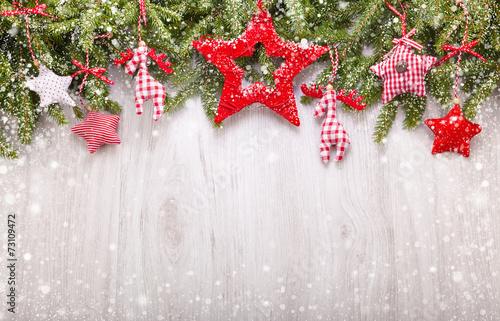 Fotografía  Christmas decorations