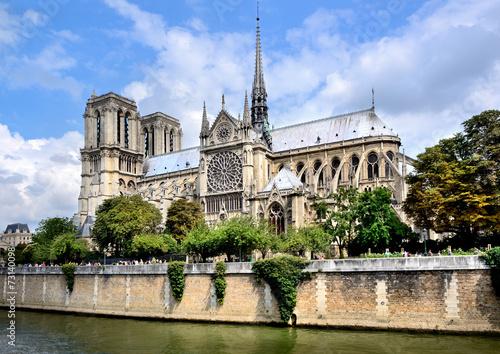 Papiers peints Paris Notre-Dame, Paris
