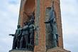 Republic Monument at Taksim Square in Istanbul