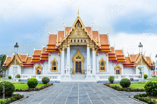 Photo  Marble Temple