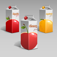 Apple, Cherry, Apricot