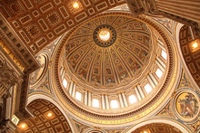 St. Peter's Square, Vatican City. Indoor Interior