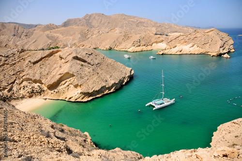 Tuinposter Midden Oosten Oman