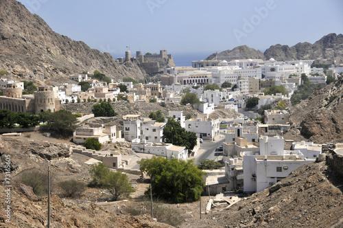 Fotobehang Midden Oosten Muscat